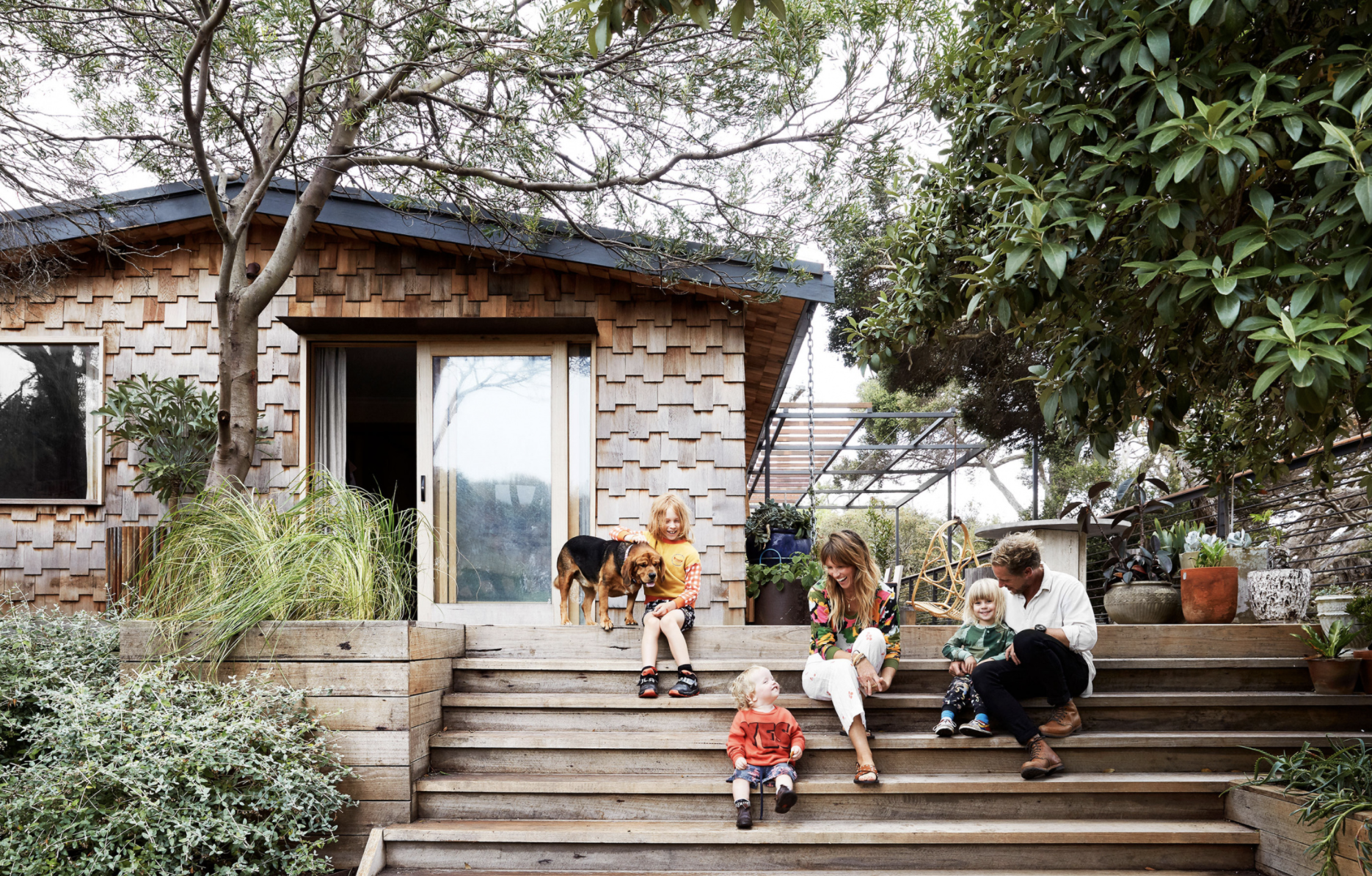 When Her Family Outgrew Their Home, Kip&Co's Kate Heppell Didn't Upsize. She Tells Us Why Two Homes Works For Them