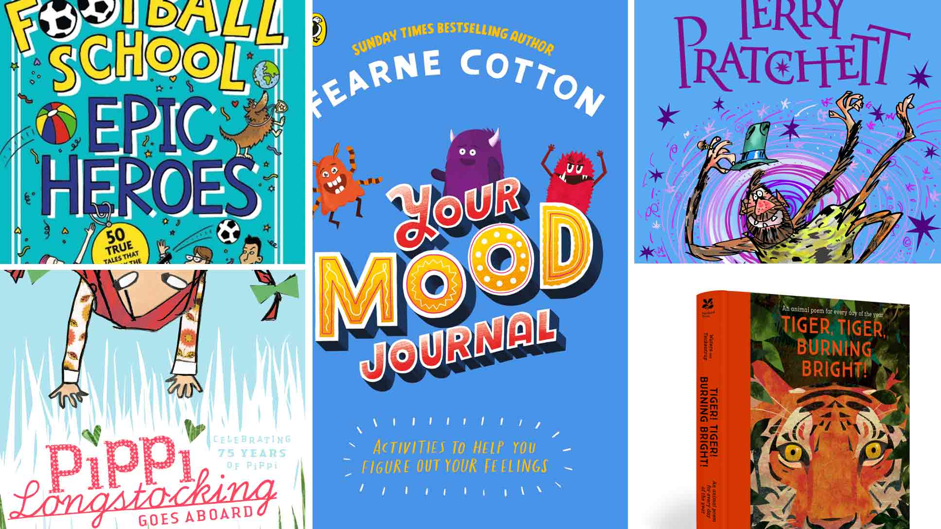 Children's Books Roundup – The Grace Tales' Pick of the Best