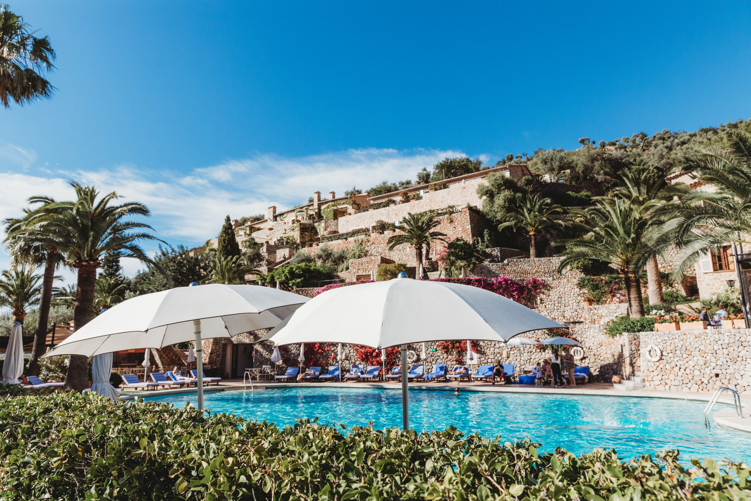 Need A Holiday? Join Us Virtually at Magical Mallorca's La Residencia Through the Words and Images of Photographer Bridget Wood