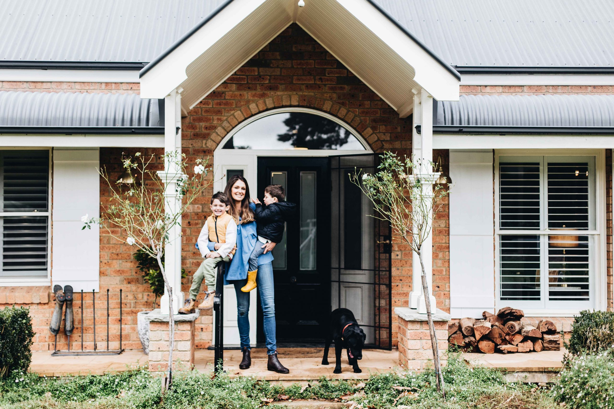 Interior Designer Carlie Philby On Country Living & Dreaming Up The Berrima Vault House