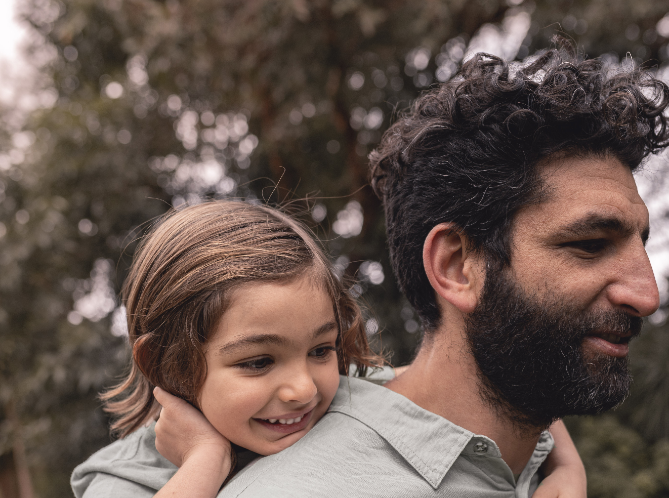 Pancakes In Bed, A Dance Party & Nail Painting: How Dotan Tamir Is Spending Father's Day
