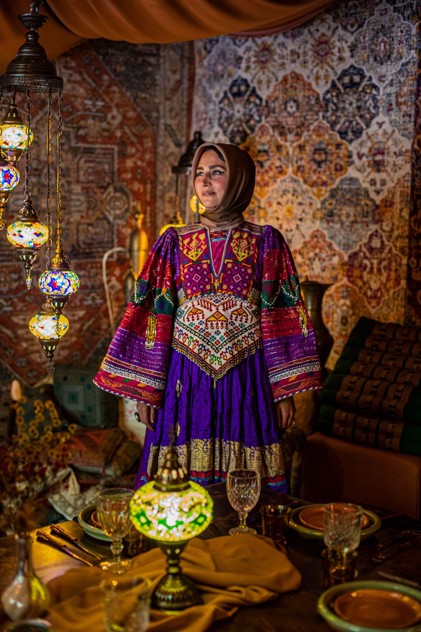 Anjilla Seddeqi on Life As An Afghan Woman in Australia – Episode 61 of The Grace Tales Podcast